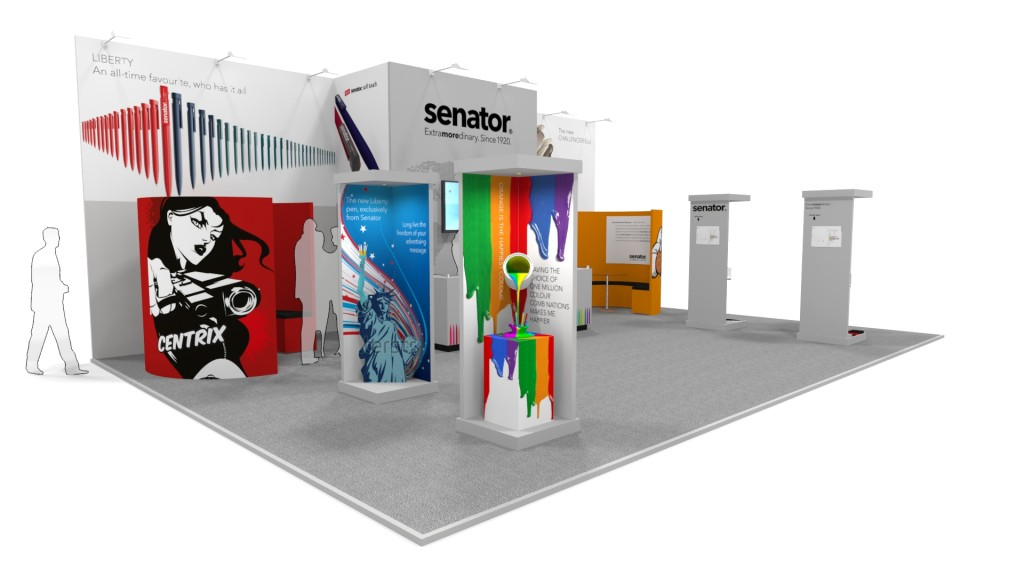 Exhibition Stand Design Build : Exhibition stand design experts pinnacle creative