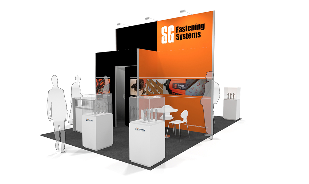 Fabric Exhibition Stand Years : Tension fabric exhibition stands pinnacle creative